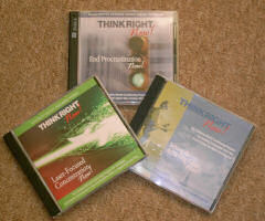 Think Right Now CDs