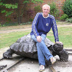 Ken and the tortoise